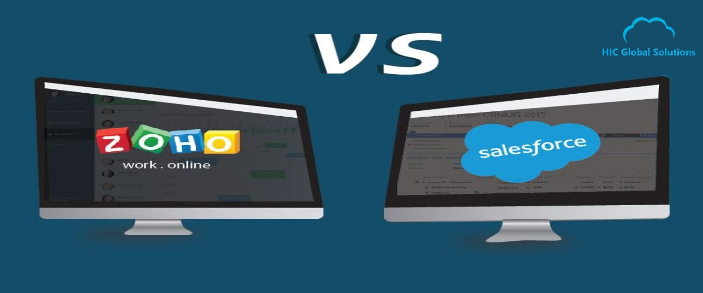 Zoho CRM vs Salesforce CRM  Which is a better choice?