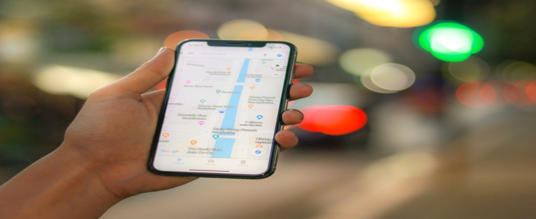 Get distance duration time between two zip code in uber style