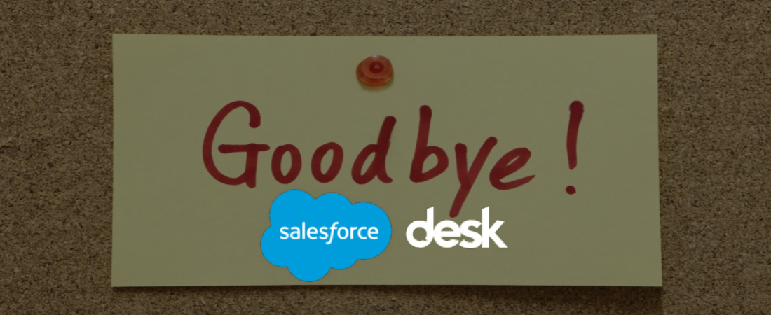 With Desk.com on its way out, the Service Cloud is game for helpdesk action